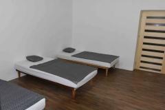 Három ágyas szobánk